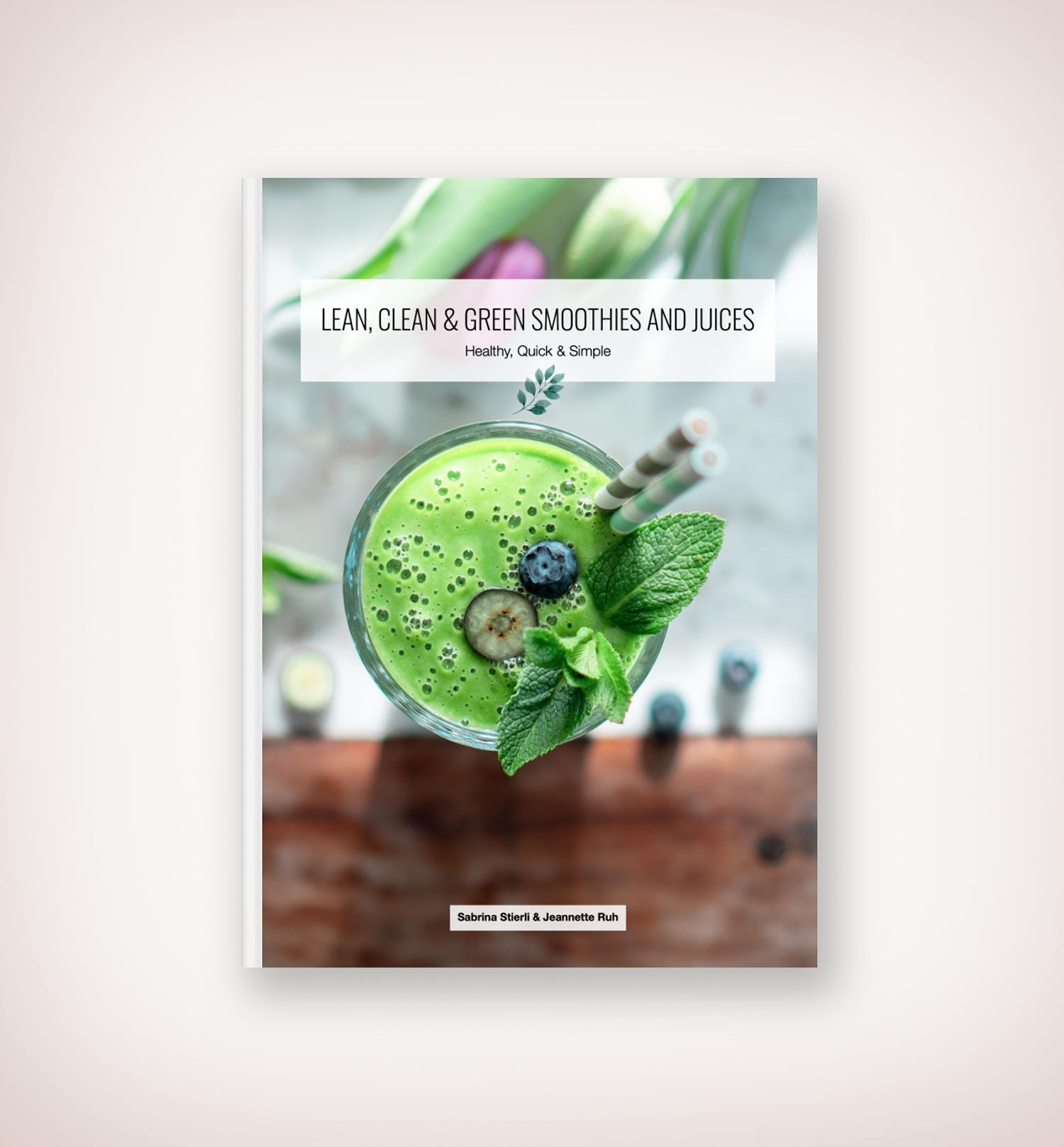 E-Book Lean, Clean + Green Smoothie und Juice - digital