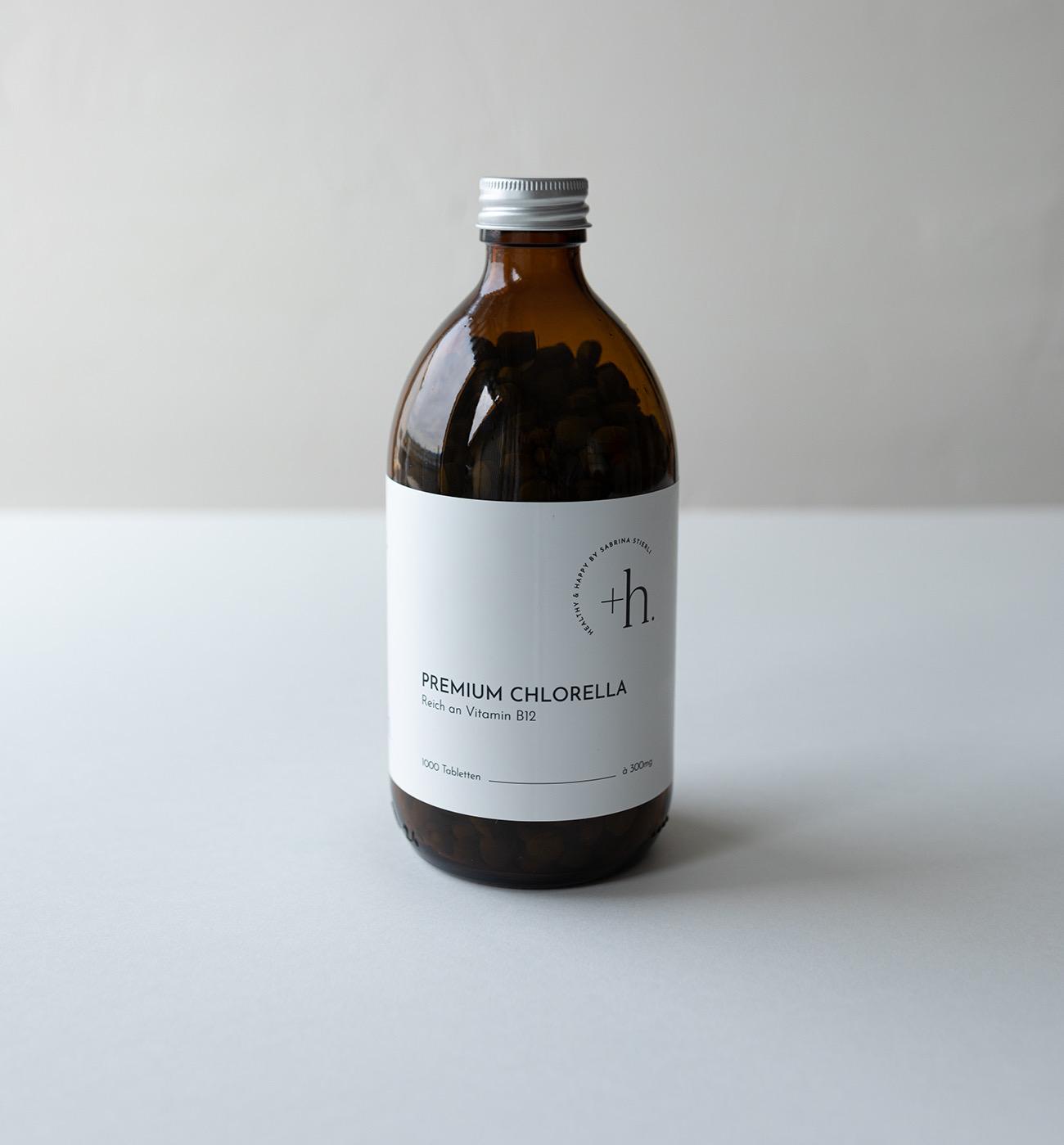 Premium Chlorella